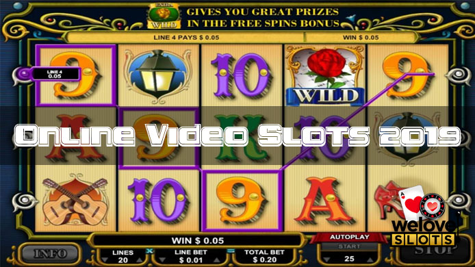 online video slots uk